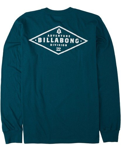4 Alpine Long Sleeve T-Shirt Multicolor M4053BAL Billabong