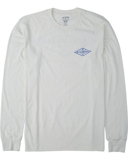 0 Alpine Long Sleeve T-Shirt White M4053BAL Billabong