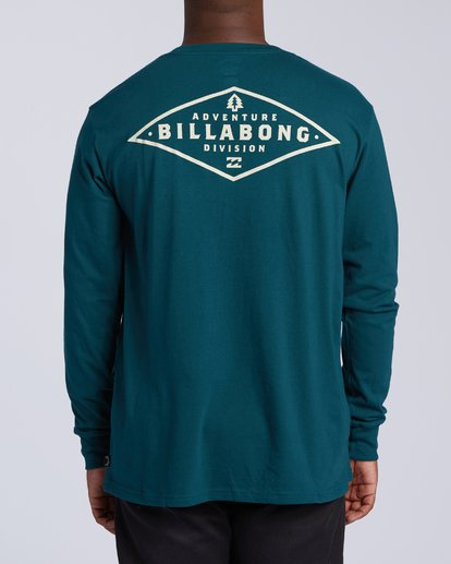 2 Alpine Long Sleeve T-Shirt Multicolor M4053BAL Billabong