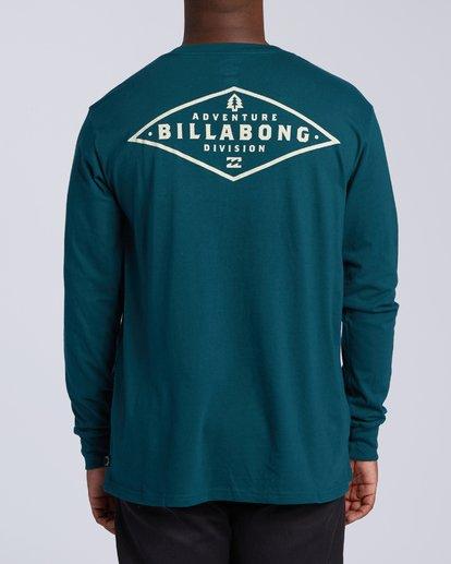 2 Alpine Long Sleeve T-Shirt  M4053BAL Billabong