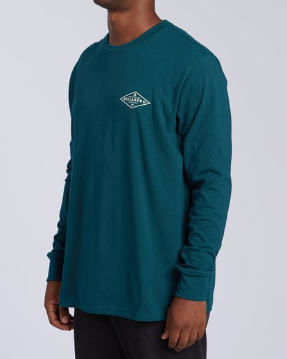 1 Alpine Long Sleeve T-Shirt Multicolor M4053BAL Billabong