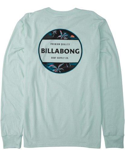 4 Rotor Long Sleeve T-Shirt Multicolor M4053BRO Billabong