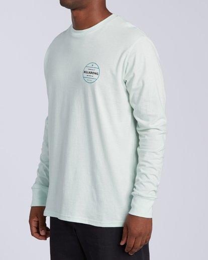 1 Rotor Long Sleeve T-Shirt Multicolor M4053BRO Billabong