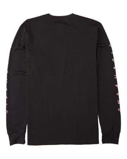 5 Unite Long Sleeve T-Shirt Black M4053BUT Billabong