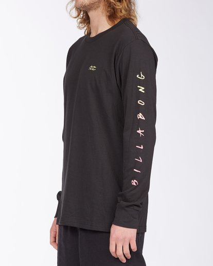 1 Unite Long Sleeve T-Shirt Black M4053BUT Billabong