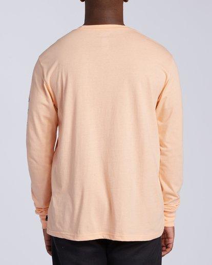 3 Unite Long Sleeve T-Shirt Black M4053BUT Billabong
