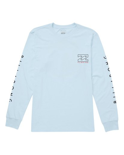 0 Fl-Native Long Sleeve T-Shirt Blue M405JNFL Billabong