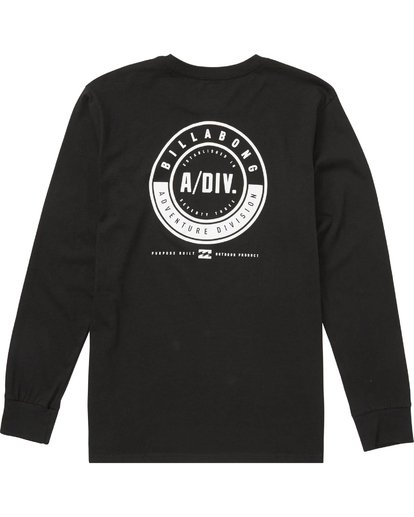 1 Tail Long Sleeve Tee  M405NBTA Billabong