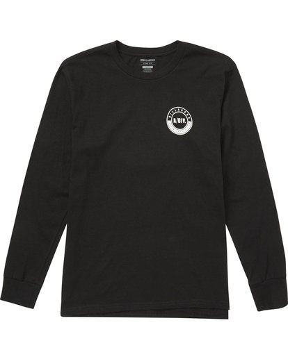 0 Tail Long Sleeve Tee  M405NBTA Billabong