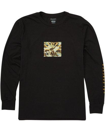 0 Ai Forever Long Sleeve T-Shirt Black M405PAIF Billabong