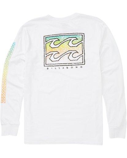 1 Crusty Long Sleeve T-Shirt  M405PBCS Billabong