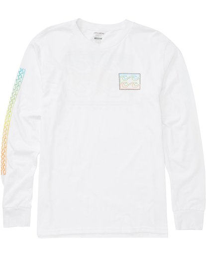 0 Crusty Long Sleeve T-Shirt  M405PBCS Billabong