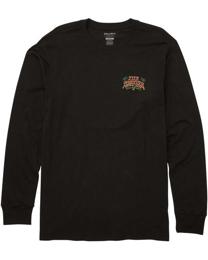 0 Banzai Long Sleeve T-Shirt  M405TBBZ Billabong