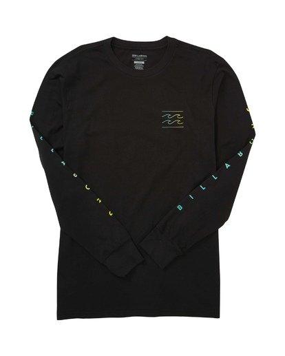 1 Unity Sleeves Long Sleeve T-Shirt  M405TBUS Billabong