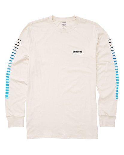 0 Atlantic Long Sleeve T-Shirt Brown M405UBAT Billabong
