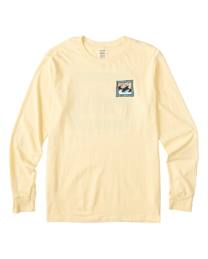 3 High Tide Long Sleeve T-Shirt  M405UBHT Billabong
