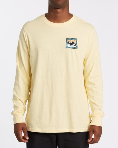 0 High Tide Long Sleeve T-Shirt  M405UBHT Billabong