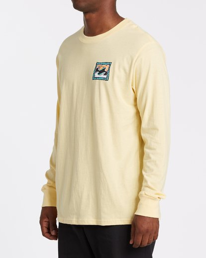 1 High Tide Long Sleeve T-Shirt  M405UBHT Billabong