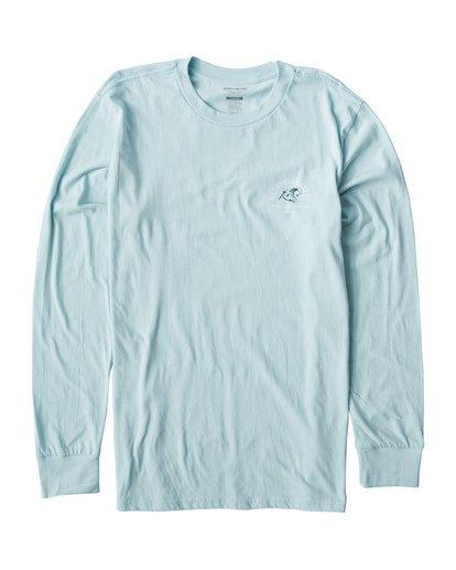 0 Peliwave Long Seeve T-Shirt Blue M405UPEE Billabong