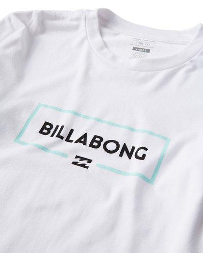 2 Swelled Long Seeve T-Shirt White M405USWE Billabong
