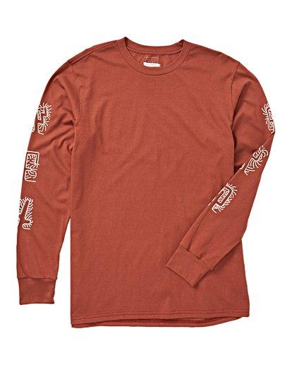 1 Cactus Long Sleeve T-Shirt Green M405VBCT Billabong