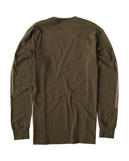 1 Dive Long Sleeve T-Shirt Green M405VBDI Billabong