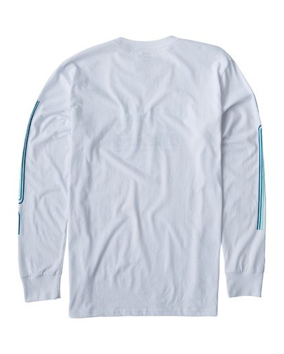 2 Dive Long Sleeve T-Shirt White M405VBDI Billabong