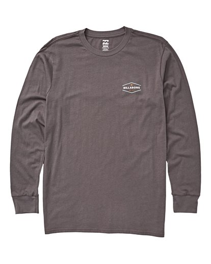 0 Vista Long Sleeve T-Shirt  M405VBVI Billabong