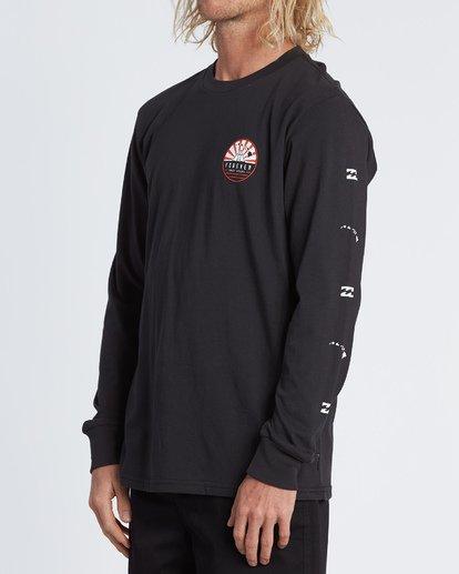 1 AI Forever Long Sleeve T-Shirt Black M405WBAI Billabong