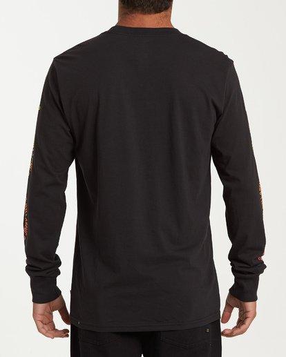 2 Arch Link Long Sleeve T-Shirt Black M405WBAL Billabong