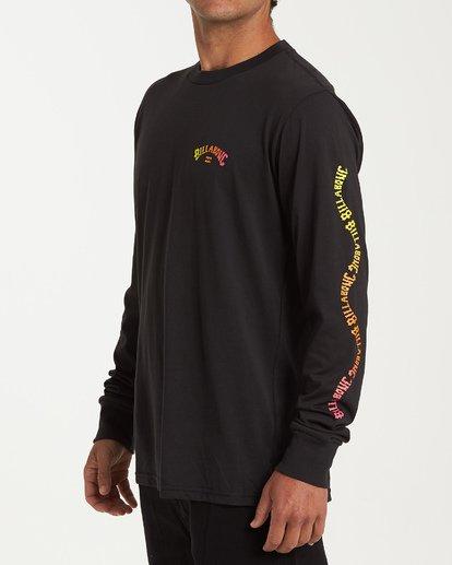 1 Arch Link Long Sleeve T-Shirt Black M405WBAL Billabong