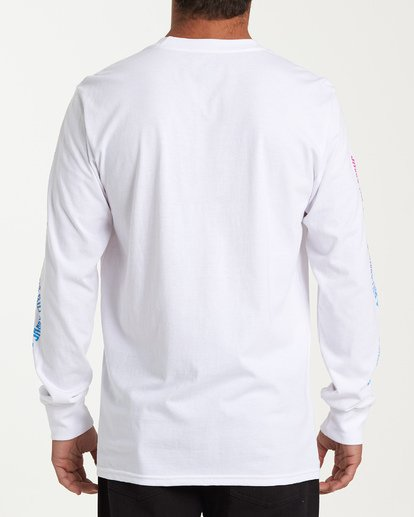 2 Arch Link Long Sleeve T-Shirt White M405WBAL Billabong
