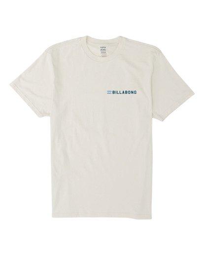 2 Assault Short Sleeve T-Shirt Brown M4141BAS Billabong
