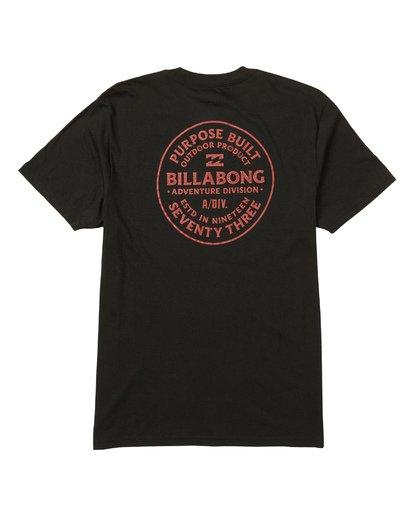 1 Emblem Performance T-Shirt Black M414SBEM Billabong