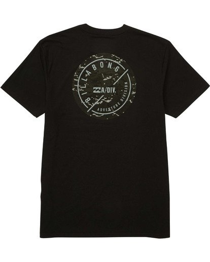 1 Breaker Tee Black M414TBBR Billabong