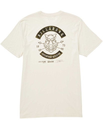 1 Multicam T-Shirt White M414TBMU Billabong