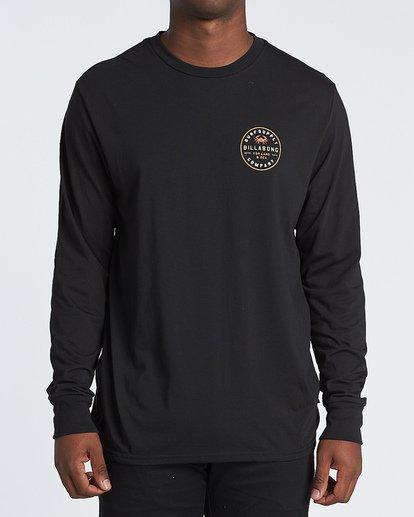 0 Claws Long Sleeve T-Shirt Black M4151BCL Billabong