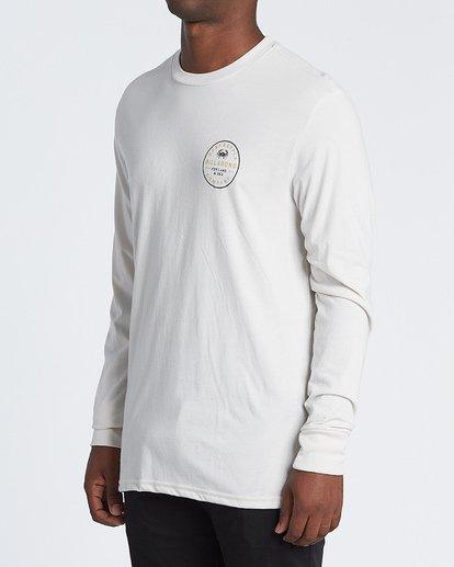 1 Claws Long Sleeve T-Shirt Brown M4151BCL Billabong