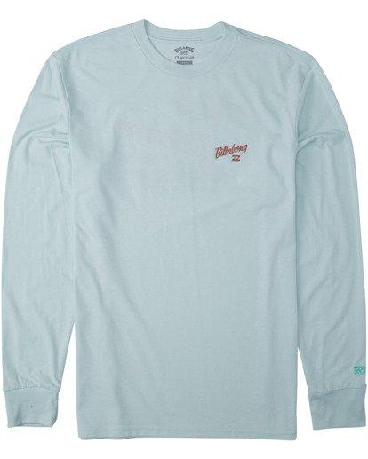 3 Illusion Long Sleeve T-Shirt Multicolor M4153BIL Billabong