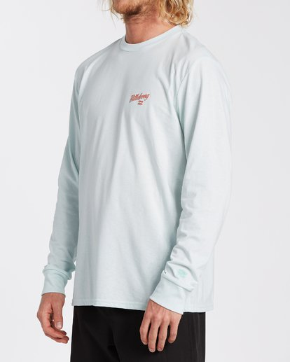 1 Illusion Long Sleeve T-Shirt Multicolor M4153BIL Billabong