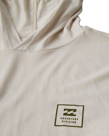 1 Stacked Long Sleeve T-Shirt White M416VBSD Billabong