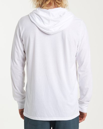 2 Stacked Long Sleeve T-Shirt White M416WBSD Billabong
