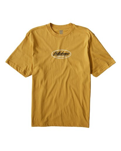 0 97 T-Shirt Grey M421VBPI Billabong