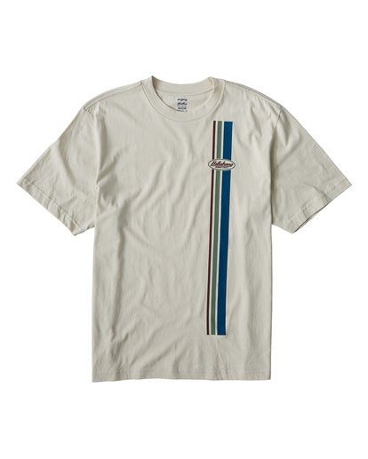 0 97 Stripe T-Shirt White M421VBPS Billabong