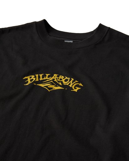 1 Tribe Short Sleeve T-Shirt Black M421VBTR Billabong