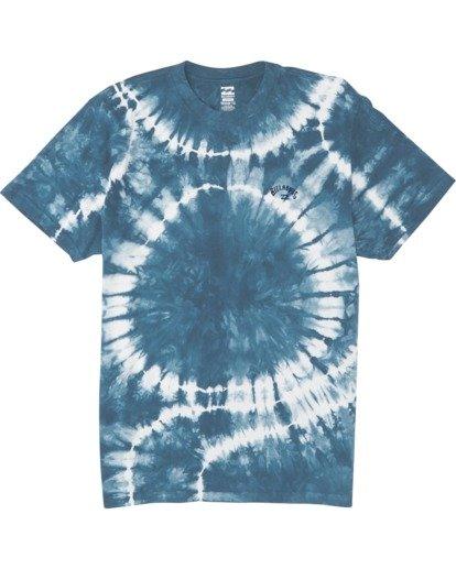 3 Essential Short Sleeve T-Shirt Blue M4251BES Billabong
