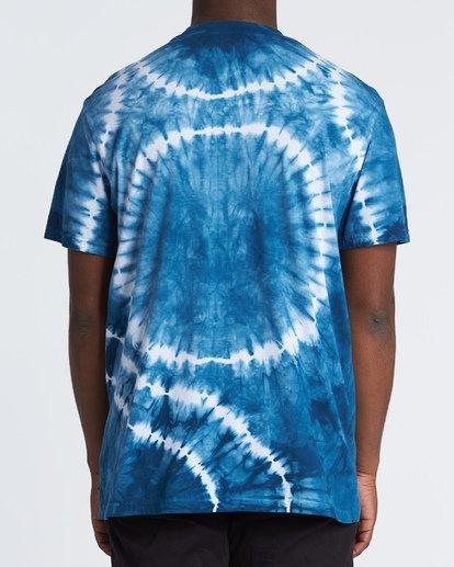 2 Essential Short Sleeve T-Shirt Blue M4251BES Billabong