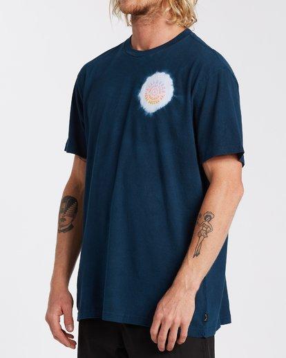 1 Other T-Shirt Blue M4253BOT Billabong