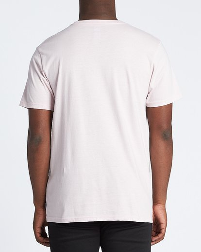 2 Riot Short Sleeve T-Shirt Purple M4331BRI Billabong