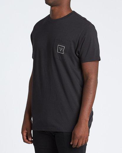 1 Stacked Fill Short Sleeve T-Shirt  M4331BSF Billabong
